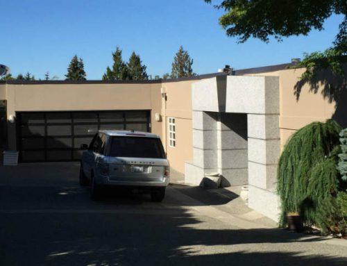 Frost Look Garage Door In Commerce Township MI