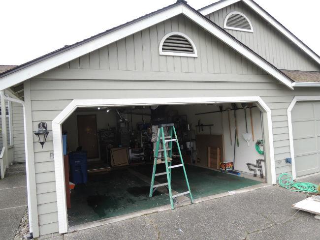 Garage Door Bent Panel Repair In Birmingham MI, By Elite® Garage Door, Repair & Installation Services