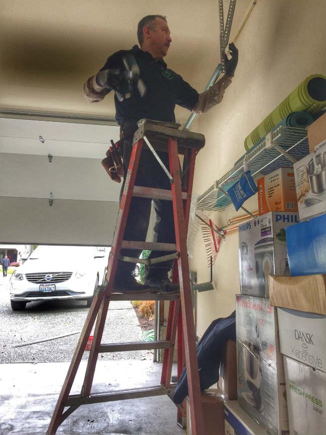 Garage Door Spring Repair In Rochester Hills MI By Elite® Garage Door, Repair & Installation Services